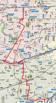 Map_fromsancha_tokoenji
