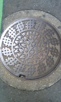 Tanashi_manhole