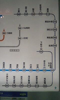 Asagaya_fare_metro