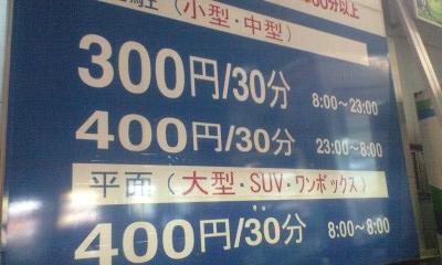 Shibuya_parking