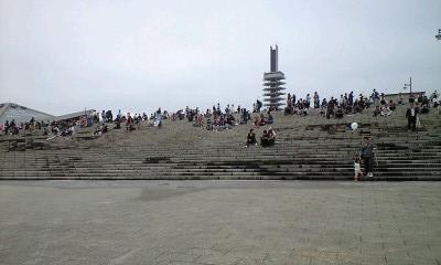 Komazawapark_stair