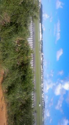 安保の見える丘。